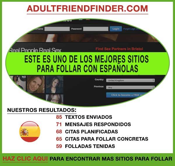Vista Previa de AdultFriendFinder España