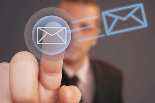 los primeros emails