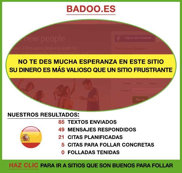 Vista Previa de Badoo España