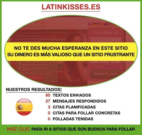 Vista Previa de LatinKisses España