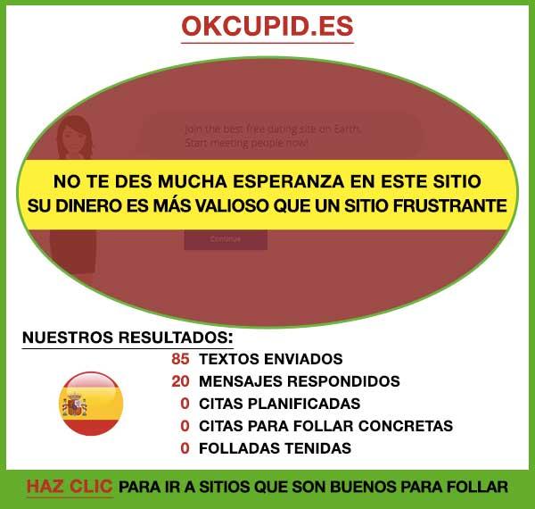 Vista Previa de OKCupid España